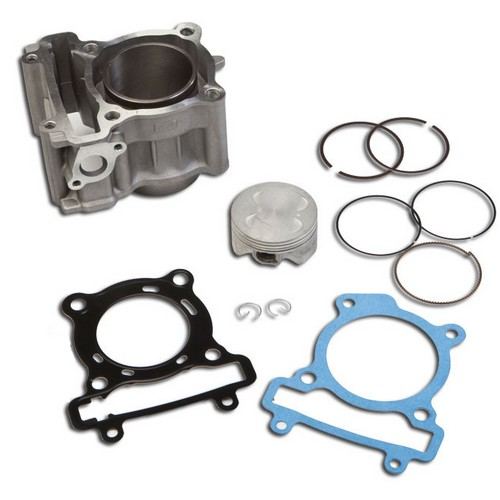 kit cylindre piston C4-Racing type origine 125cc 125 XMAX